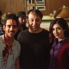 BTS-Shot-of-Ray-Santiago-as-Pablo-Sam-Raimi-Director-Executive-Producer-Dana-DeLorenzo-as-Kelly-Episode-101-9db789207412591e509b3e389704af03.jpg
